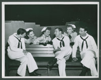 """On the Town (MGM, R-1962). Photos (5) (8"""" X 10""""). Musical. ... (Total: 5 Items)"""