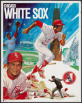 "Movie Posters:Sports, Chicago White Sox Baseball (ProMotions, 1971). Posters (2) (23"" X 29""). Sports.. ... (Total: 2 Items)"