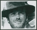 """Movie Posters:Western, Clint Eastwood in """"A Fistful of Dollars"""" (United Artists, 1967 and R-1970s). Photos (2) (8"""" X 10"""") and Restrike Photos (5) (... (Total: 7 Items)"""