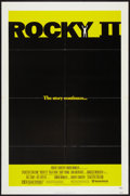 """Movie Posters:Sports, Rocky II Lot (United Artists, 1979). One Sheets (2) (27"""" X 41"""") and Pressbook (Multiple Pages, 11"""" X 17""""). Sports.. ... (Total: 3 Items)"""