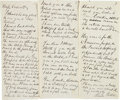 """Autographs:Celebrities, [James Garfield] Charles Guiteau Autograph Letter Signed. Theletter is written on five narrow pages (each 3"""" x 7.75"""") and d..."""