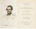 Books:First Editions, William Wells Brown. Sketches of Places and People Abroad.Boston: John P. Jewett and Company, 1855. First Ameri...