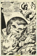 Original Comic Art:Splash Pages, Jack Kirby, Murphy Anderson, and Vince Colletta - Superman's PalJimmy Olsen #145, Splash Page 18 Original Art (DC, 1971). ...
