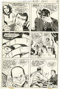 Original Comic Art:Panel Pages, Jack Kirby and Vince Colletta - Superman's Pal Jimmy Olsen #139,page 11 Original Art (DC, 1971). ...