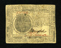 Colonial Notes:Continental Congress Issues, Continental Currency November 29, 1775 $7 Very Fine-ExtremelyFine....