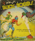 Platinum Age (1897-1937):Miscellaneous, The Pop-Up Buck Rogers - Strange Adventures in the Spider-Ship #nn (Pleasure Books, 1935) Condition: FN....