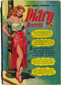 Golden Age (1938-1955):Romance, Giant Comics Edition #12 Diary Secrets (St. John, 1950) Condition:GD....