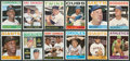Baseball Cards:Sets, 1964 Topps Baseball High Grade Partial Set (298/587) With Over 60 High Numbers. ...