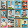 Baseball Cards:Sets, 1965 Topps Baseball High Grade Partial Set (204/598) With 60 High Numbers. ...