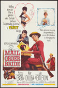 """Movie Posters:Comedy, Mail Order Bride Lot (MGM, 1964). One Sheets (2) (27"""" X 41""""). Comedy.. ... (Total: 2 Items)"""