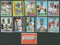 Baseball Cards:Sets, 1967 Topps Baseball High Grade Partial Set (239/609) With 40 High Numbers. ...