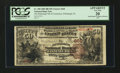 National Bank Notes:Pennsylvania, Pittsburgh, PA - $50 1882 Brown Back Fr. 508 The Pittsburgh NB ofCommerce Ch. # 668. ...