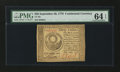 Colonial Notes:Continental Congress Issues, Continental Currency September 26, 1778 $30 PMG Choice Uncirculated64 EPQ....