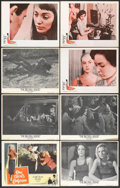 "Movie Posters:Bad Girl, One Girl's Confession Lot (Columbia, 1953). Lobby Cards (8) (11"" X14""). Bad Girl.. ... (Total: 8 Items)"