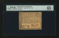Colonial Notes:Maryland, Maryland June 28, 1780 $20 PMG Choice Extremely Fine 45 EPQ....