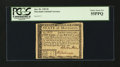 Colonial Notes:Maryland, Maryland June 28, 1780 $8 PCGS Choice About New 55PPQ....