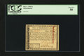 Colonial Notes:Massachusetts, Massachusetts May 5, 1780 $4 PCGS About New 50....