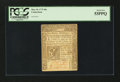 Colonial Notes:Connecticut, Connecticut May 10, 1775 40s PCGS About New 53PPQ....