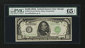 Small Size:Federal Reserve Notes, Fr. 2212-G $1000 1934A Federal Reserve Note. PMG Gem Uncirculated 65 EPQ.. ...