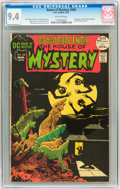 Bronze Age (1970-1979):Horror, House of Mystery #200 (DC, 1972) CGC NM 9.4 Off-white pages....