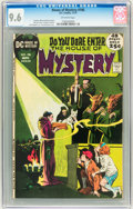 Bronze Age (1970-1979):Horror, House of Mystery #196 (DC, 1971) CGC NM+ 9.6 Off-white pages....