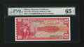 Military Payment Certificates:Series 661, Series 661 $10 PMG Gem Uncirculated 65 EPQ....