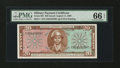 Military Payment Certificates:Series 681, Series 681 $20 PMG Gem Uncirculated 66 EPQ....