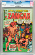 Bronze Age (1970-1979):Adventure, Jungle Adventures #3 (Skywald, 1971) CGC NM/MT 9.8 Off-white to white pages....