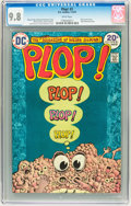 Bronze Age (1970-1979):Humor, Plop! #3 (DC, 1974) CGC NM/MT 9.8 White pages....