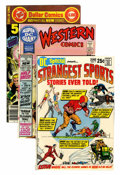 Bronze Age (1970-1979):Miscellaneous, DC Bronze Age Western Penn pedigree Group (DC, 1970-77) Condition:VF/NM.... (Total: 13 Comic Books)