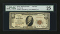 National Bank Notes:Pennsylvania, Gratz, PA - $10 1929 Ty. 1 The First NB Ch. # 9473. ...