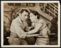 "Movie Posters:Adventure, Lon Chaney & Lupe Velez in ""Where East is East"" (MGM, 1929).Photo (8"" X 10""). Adventure.. ..."