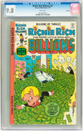 Bronze Age (1970-1979):Cartoon Character, Richie Rich Billions #21, 22, and 24 CGC-Graded File Copies Group(Harvey, 1978).... (Total: 3 Comic Books)