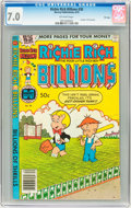 Bronze Age (1970-1979):Cartoon Character, Richie Rich Billions #30-33 CGC-Graded File Copies Group (Harvey,1979).... (Total: 4 Comic Books)
