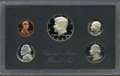Proof Roosevelt Dimes, 1983 No S Dime in a 1983 Proof Set....