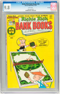 Bronze Age (1970-1979):Humor, Richie Rich Bank Book #26-28 CGC-Graded File Copy Group (Harvey,1976-77).... (Total: 3 Comic Books)