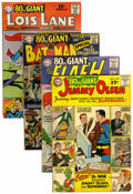 Silver Age (1956-1969):Superhero, 80 Page Giant Group (DC, 1960s).... (Total: 12 Comic Books)