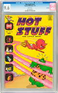 Bronze Age (1970-1979):Humor, Hot Stuff, the Little Devil #114 File Copy (Harvey, 1973) CGC NM+9.6 White pages....