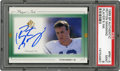 Football Cards:Singles (1970-Now), 1999 SP Authentic Player's Ink Signed Peyton Manning #PM-A PSA Mint9....