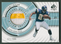Football Cards:Singles (1970-Now), 2001 SP Authentic LaDainian Tomlinson #120 Card. ...