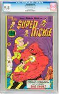 Bronze Age (1970-1979):Cartoon Character, Superichie CGC-Graded File Copies Group (Harvey, 1977-78)....(Total: 4 Comic Books)