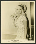 """Movie Posters:Sexploitation, Jayne Mansfield Sexploitation Lot (Various, 1957-1963). Photo (8"""" X10""""), Herald (9"""" X 12.5"""", Multiple Pages) & Pressbooks (...(Total: 4 Items)"""