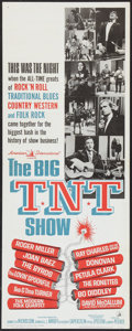 """Movie Posters:Rock and Roll, The Big T.N.T. Show (American International, 1966). Insert (14"""" X36""""). Rock and Roll.. ..."""