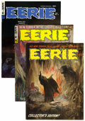 Magazines:Horror, Eerie #2, 5, and 7 Group (Warren, 1966-67).... (Total: 3 Comic Books)