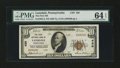National Bank Notes:Pennsylvania, Lansdale, PA - $10 1929 Ty. 2 First NB Ch. # 430. ...