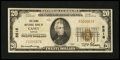 National Bank Notes:Kansas, Caney, KS - $20 1929 Ty. 1 The Home NB Ch. # 5516. ...