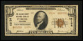 National Bank Notes:Oklahoma, Purcell, OK - $10 1929 Ty. 2 The McClain County NB Ch. # 12134. ...