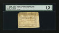 Colonial Notes:North Carolina, North Carolina April 23, 1761 £3 PMG Fine 12 Net....