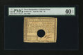 Colonial Notes:New Hampshire, New Hampshire April 29, 1780 $3 PMG Extremely Fine 40 EPQ....