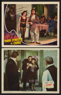 """Movie Posters:Horror, The Lodger Lot (20th Century Fox, 1944). Lobby Cards (2) (11"""" X 14""""). Horror.. ... (Total: 2 Items)"""